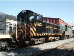 Southern Pacific #1423 at Brightside Yard